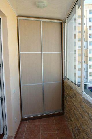 Шкафы на балконы